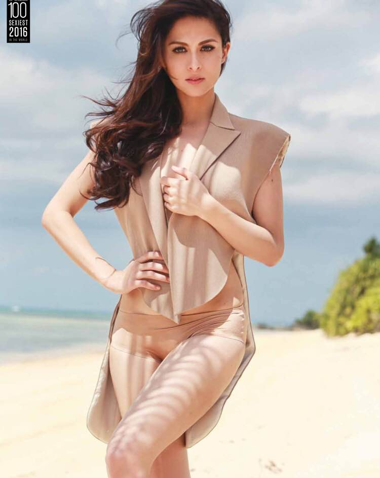 That interfere, Marian rivera fhm cover have