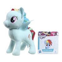 MLP Rainbow Dash 5 Inch Tricot Plush by Hasbro