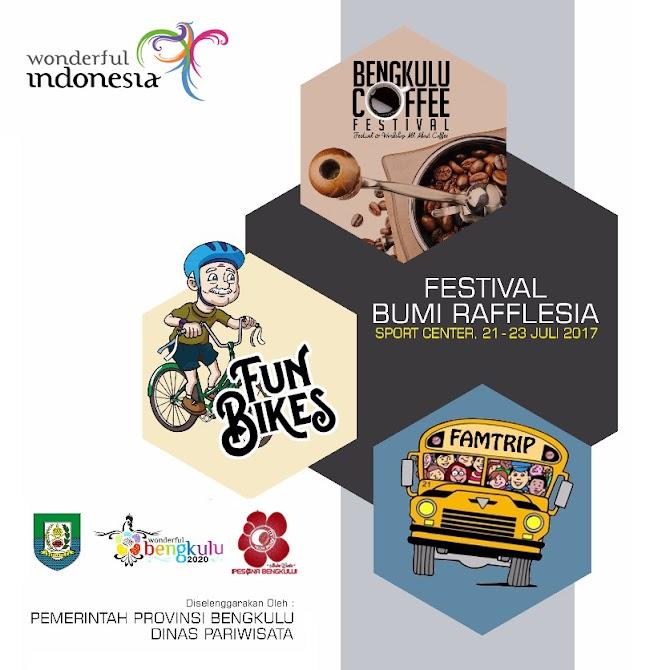 Festival Bumi Rafflesia (FBR) 2017