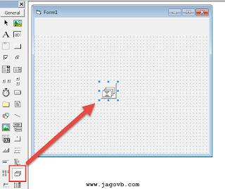 Cara Membuat Menu Toolbar di VB 6.0