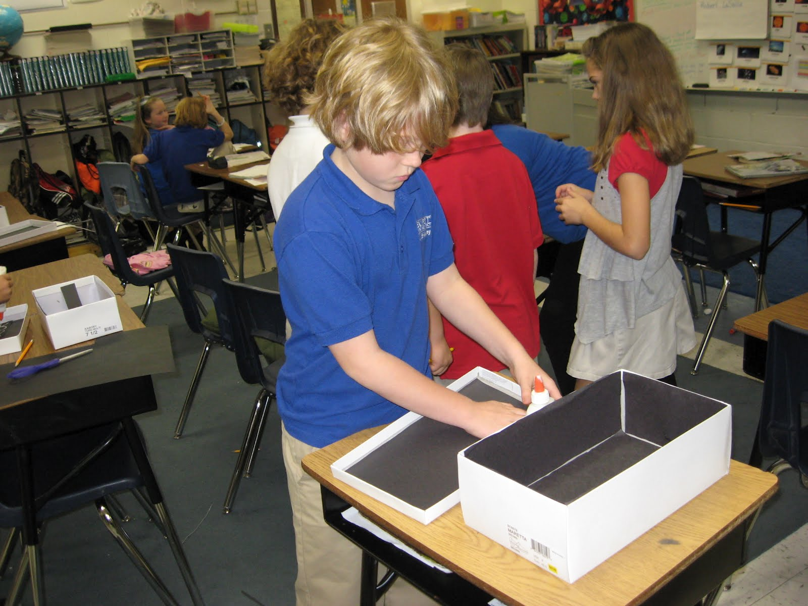 Science Notebooking Teaching And Technology Moon Phase Box