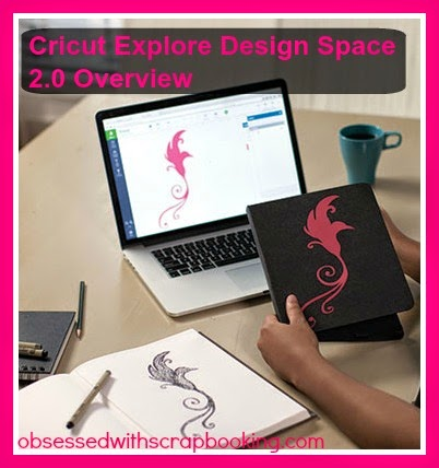 Cricut Explore, Design Space software, Close to My Heart, die cutting, cardmaking, scrapbooking