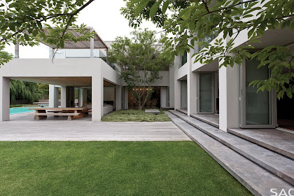 Silverhurst Cape Town, South Africa By Saota