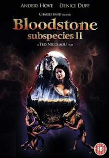 Bloodstone Subspecies II (1993) Hindi Dual Audio Movie 100Mb hevc WEB-DL