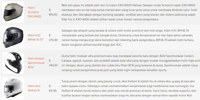 Dunia Helm Majapahit Semarang