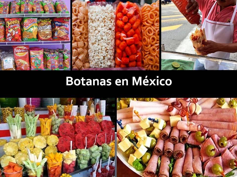 Como Preparar Botanas Sencillas Y Economicas: México A Través De La Mirada De Una Cubana: Botanas Y Libros
