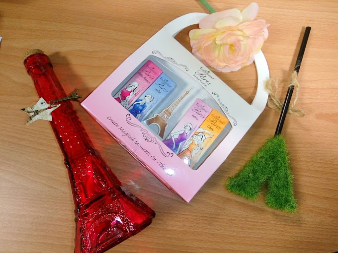 Perfume Saiz Mini dari Enchanteur Paris