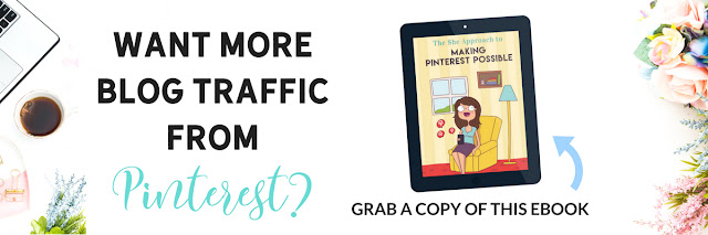 How to get blog traffic from Pinterest