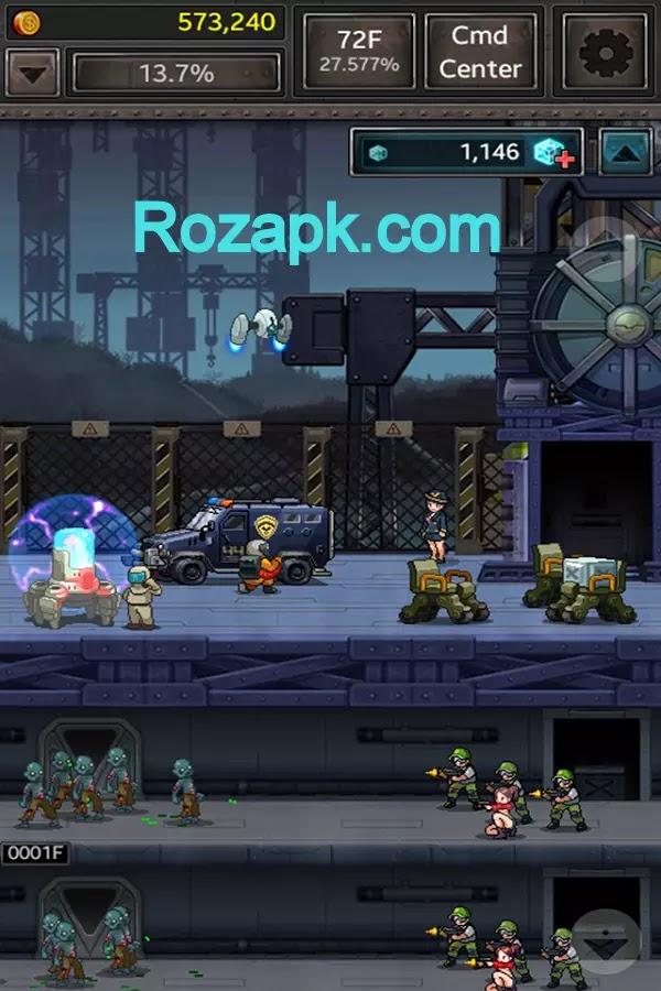 Zombie Hive Mod Apk