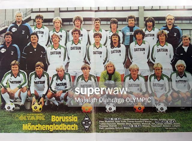 Borussia Monchengladbach Classic