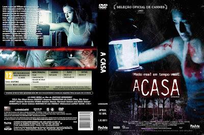 Filme A Casa (La Casa Muda) DVD Capa