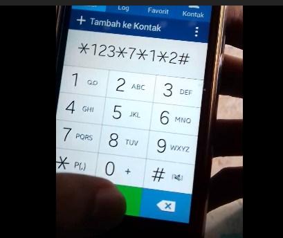 Dengan Dial Telepon Untuk Mengecek Kuota XL 4