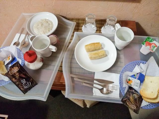 Breakfast @Barnaul, Altai, Russia