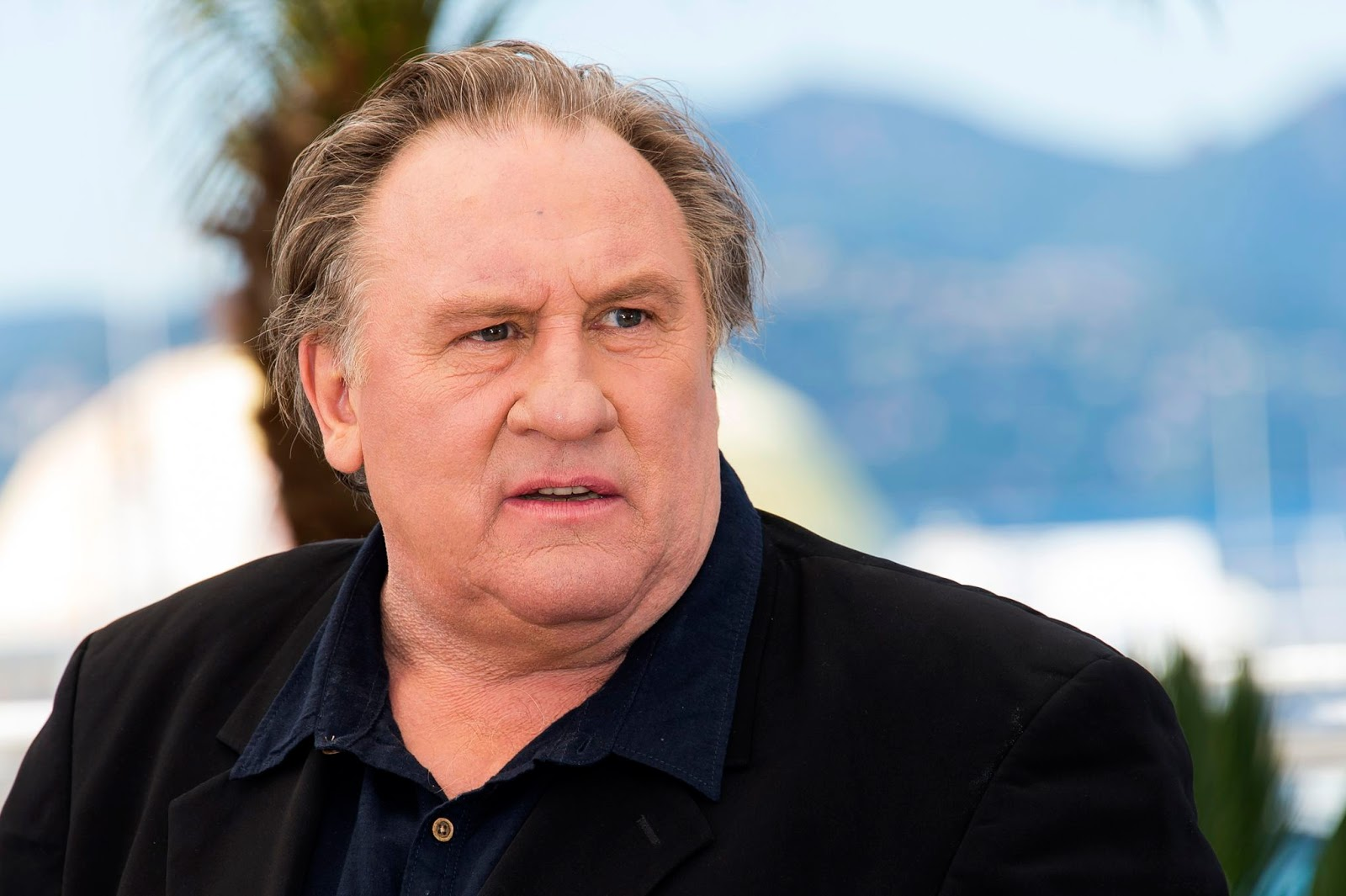 The Editor: GÉRARD DEPARDIEU AND HIS BOOK INNOCENT
