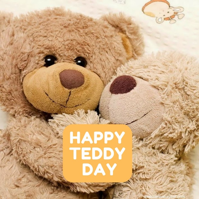 #TeddyDay Images for wife