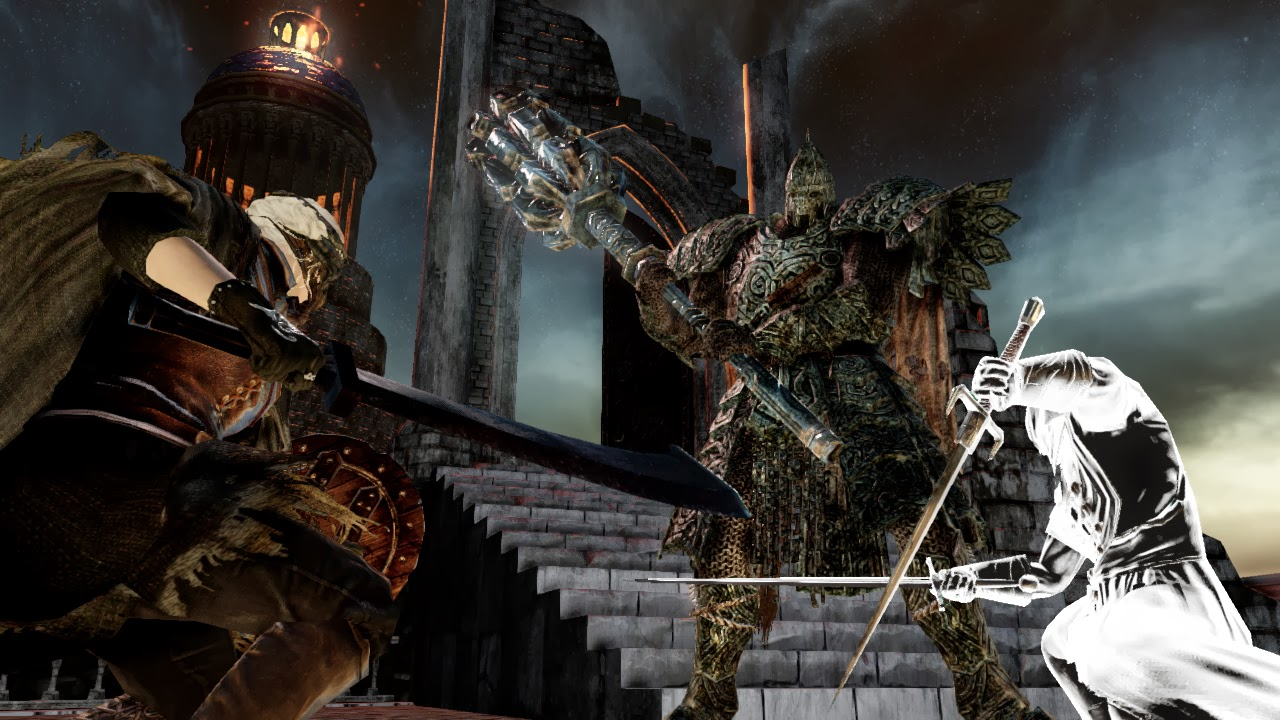 Dark Souls Ii Final Review The Trouble With Sequels: Review: Dark Souls 2 (PlayStation 3)