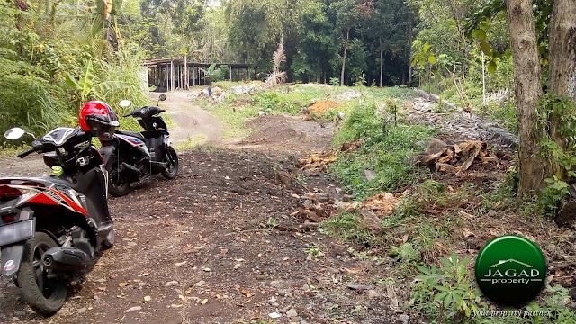 Tanah Dijual jalan Magelang Km 17
