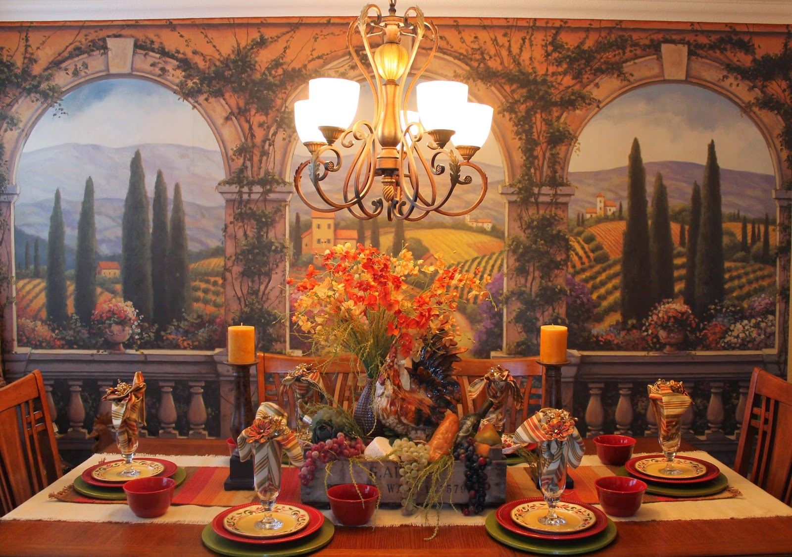 tuscany dining room furniture when furnishing - Tuscany Dining Room Furniture