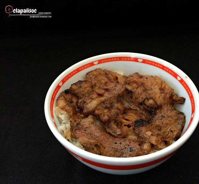 Grilled Beef Power Rice from Tokyo Power Rice