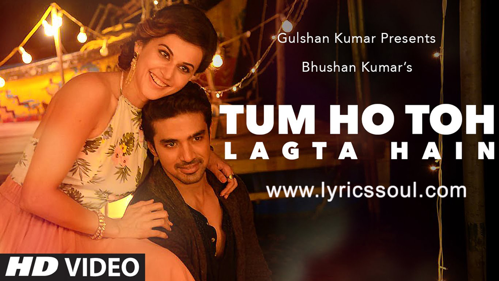 The Tum Ho Toh Lagta Hai lyrics from '', The song has been sung by Shaan, , . featuring , , , . The music has been composed by Amaal Mallik, , . The lyrics of Tum Ho Toh Lagta Hai has been penned by Rashmi Virag
