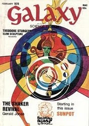 Galaxy Science Fiction, February 1970