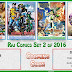 Raj Comics Set 2 of 2016 News