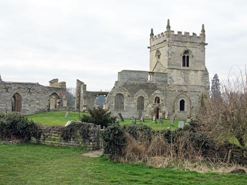 St. Mary's Church Colston Bassett, Notts