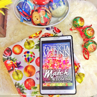Match Made in Wyoming (Wyoming Wildflowers #2) by Patricia McLinn Audio book Review