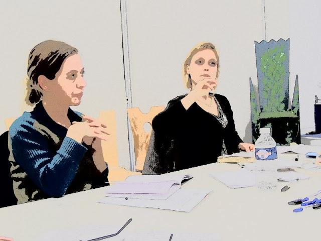 Atelier d'écriture à l'Alcazar, à Marseille