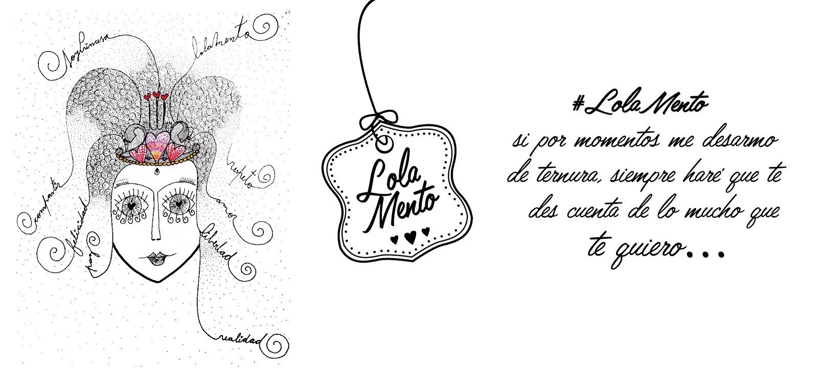 Ilustraciones Lola Mento, Ilustraciones LolaMento, Lola Mento, LolaMento, Lola Mento Ilustraciones, cuadros lola mento, arte lola mento, frases lola mento, frases lolamento,