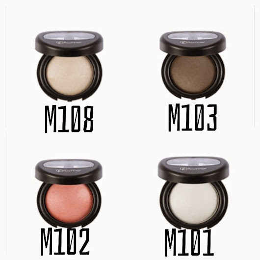 Flormar Matte Terracotta Eye Shadow M103
