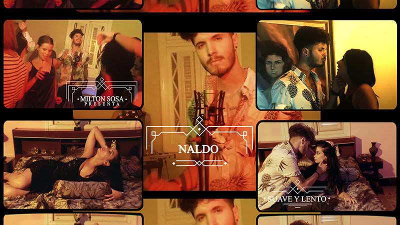 Naldo - ¨Suave y Lento¨ - Videoclip - Dirección: Milton Sosa. Portal del Vídeo Clip Cubano (Videoclip)