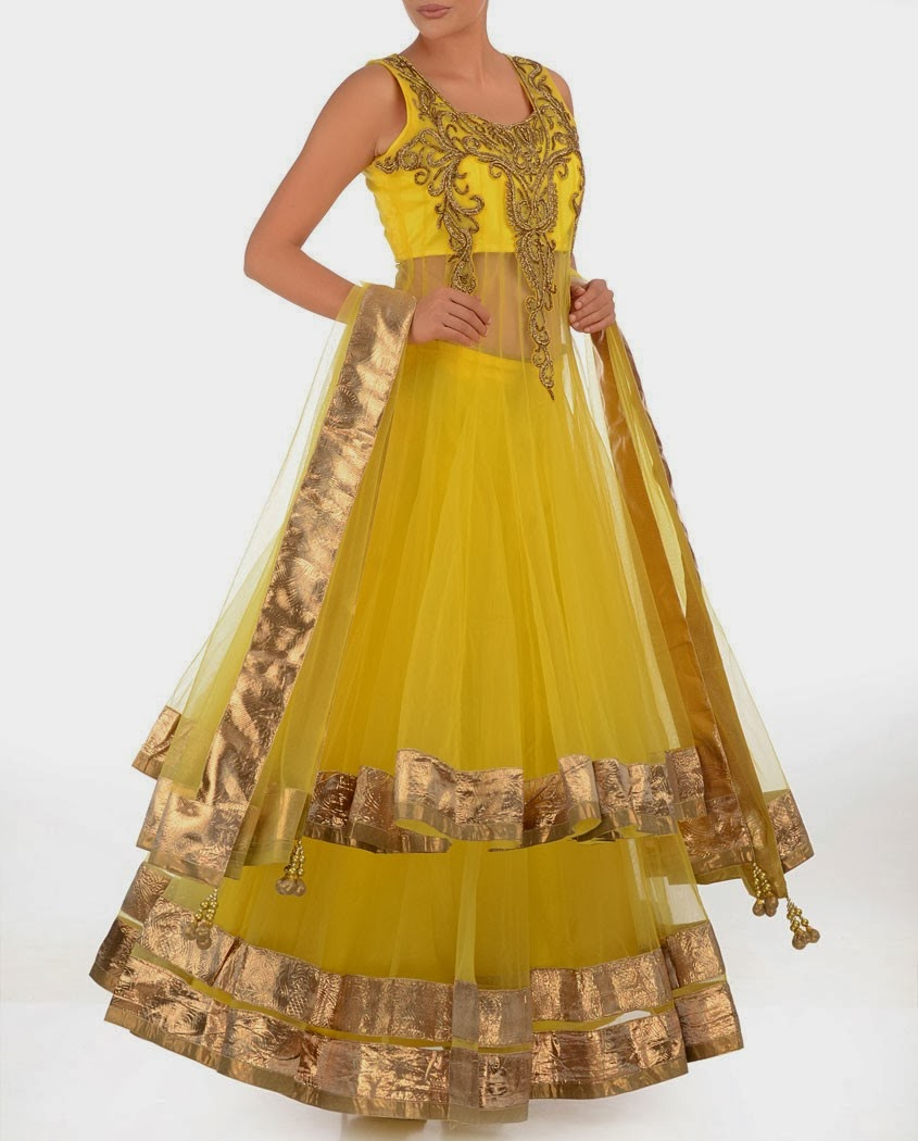 Asian Wedding Dress Designers 27