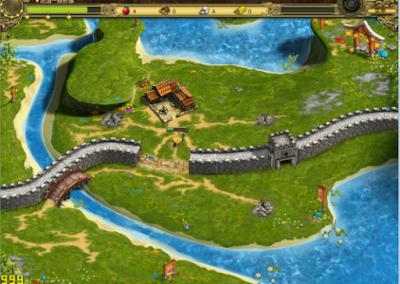 建造萬里長城(Building the Great Wall of China),建築類模擬養成!