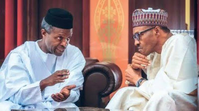 2019: Buhari To Determine Osinbajo's Fate, says APC