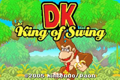 【GBA】大金剛:搖擺之王(Donkey Kong)+金手指+攻略