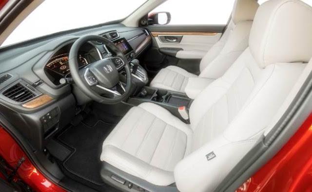 Honda CRV 2018 Specs and Price