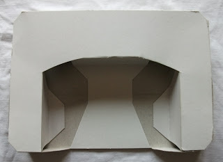 Paper Mario - Cartón interno