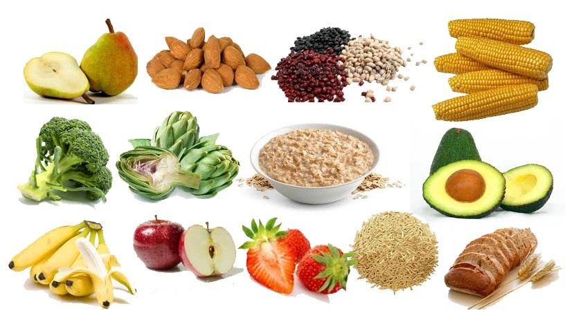 O consumo de fibras na dieta ajuda a emagrecer