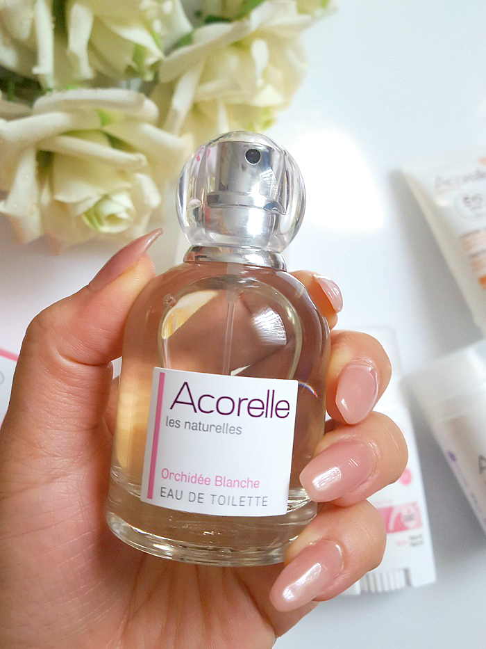 Review: Acorelle White Orchid Eau de Toilette - 50ml - 16.95 Euro