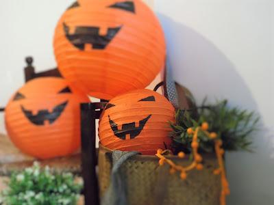 Decoración halloween animación turística