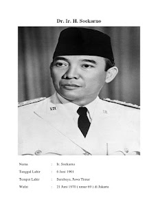 Sejarah Dr. Ir. Soekarno Dan Dr. Mohammad Hatta