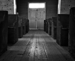 Templo vazio