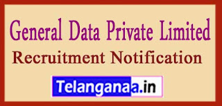 General Data Private Limited Recruitment 2017 Jobs For Freshers Apply