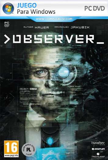 Observer PC Full Español