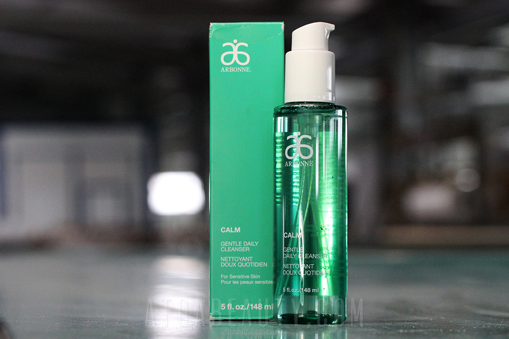 Arbonne, Calm, Gentle Daily Cleanser