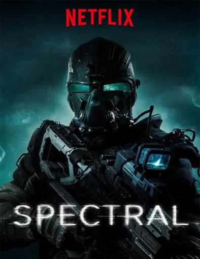 Ver Spectral (2016) Online