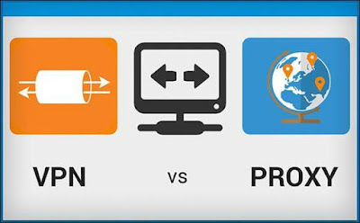 تعرف على VPN و Proxy Server الفرق بينهما و متى تستخدمهما