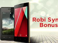 Robi Symphony smartphone bonus offer