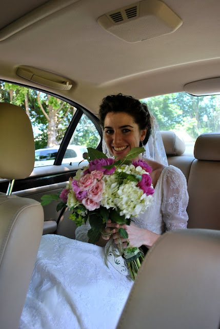 {pretty, happy, funny, real} ~ Deirdre gets married!